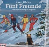 Fünf Freunde und die Entführung im Skigebiet, 1 Audio-CD
