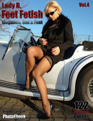 Feet Fetish Elegance Sex & Feet Vol.04