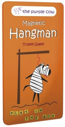 Magnetic Travel Game, Hangman (Spiel)