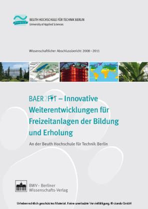 BEAR2FIT - Innovative Weiterentwicklungen für Freizeitanlagen der Bildung und Erholung