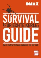 Survival-Guide für echte Kerle Cover