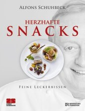 Herzhafte Snacks;Süsse Snacks Cover