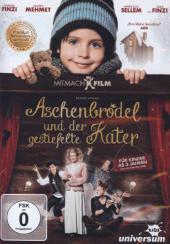 Aschenbrödel und der gestiefelte Kater, 1 DVD Cover