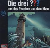 Die drei ??? und das Phantom aus dem Meer, 1 Audio-CD Cover