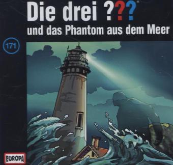 Die drei ??? und das Phantom aus dem Meer, 1 Audio-CD