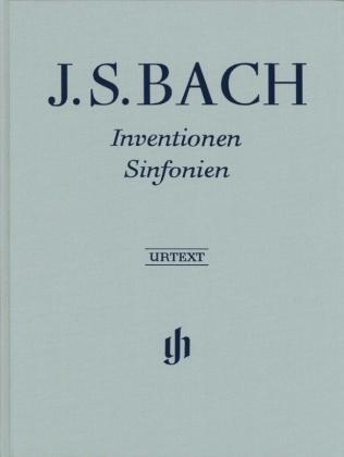 Bach, Johann Sebastian - Inventionen und Sinfonien