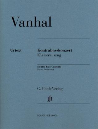 Vanhal, Johann Baptist - Kontrabasskonzert