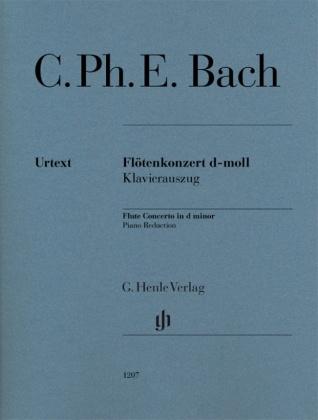 Bach, Carl Philipp Emanuel - Flötenkonzert d-moll