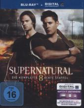Supernatural, 4 Blu-rays + Digital Ultraviolet
