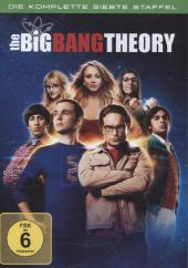 The Big Bang Theory, 3 DVDs Cover