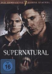 Supernatural, 6 DVDs