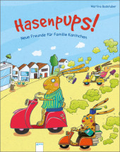 Hasenpups! Cover