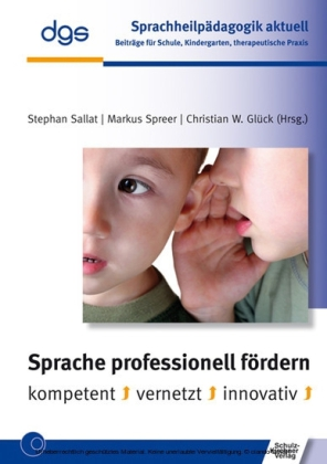 Sprache professionell fördern