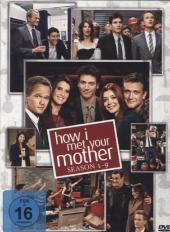 How I Met Your Mother, Season 1-9, 27 DVDs