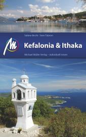 Kefalonia & Ithaka Cover