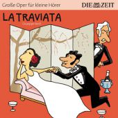 La Traviata, 1 Audio-CD Cover