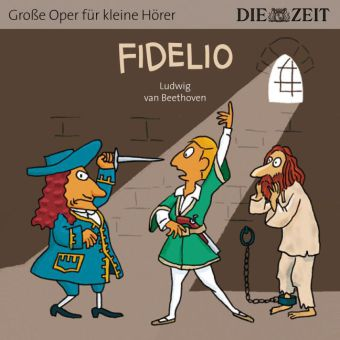 Fidelio, 1 Audio-CD