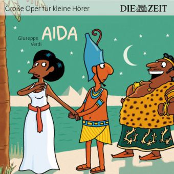 Aida, 1 Audio-CD