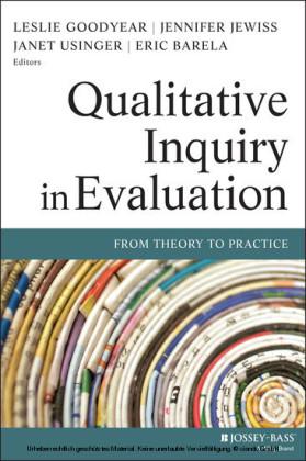 Qualitative Inquiry in Evaluation