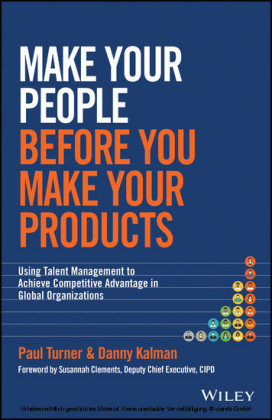 Make Your People Before You Make Your Products