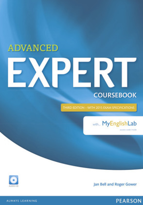 Coursebook with Audio CD and MyEnglishLab Pack