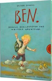 Ben, Schule, Schildkröten und weitere Abenteuer Cover