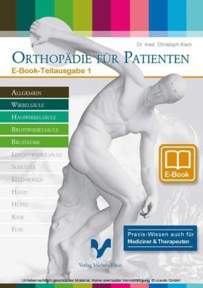 Orthopädie für Patienten - Erkrankungen an Hals- und Brustwirbelsäule
