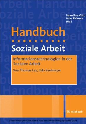 Informationstechnologien in der Sozialen Arbeit