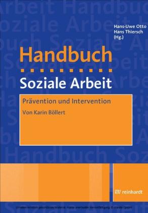 Prävention und Intervention