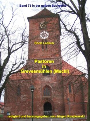 Pastoren in Grevesmühlen