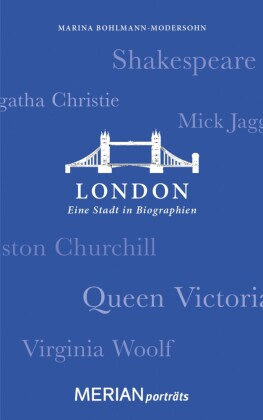 London. Eine Stadt in Biographien