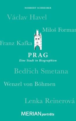 Prag. Eine Stadt in Biographien