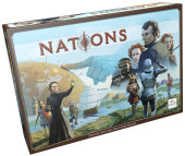 Nations (Spiel) Cover