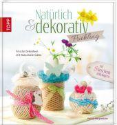 Natürlich & dekorativ Frühling Cover