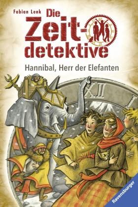 Die Zeitdetektive 23: Hannibal, Herr der Elefanten