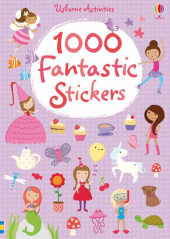 1000 Fantastic Stickers Cover
