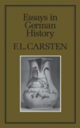Essays in German History