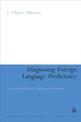 Diagnosing Foreign Language Proficiency
