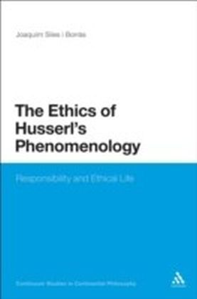 Ethics of Husserl's Phenomenology