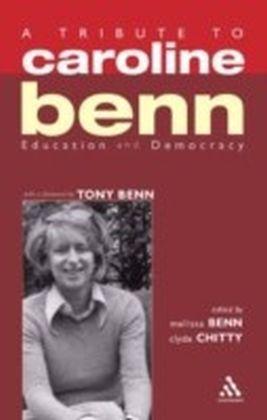 Tribute to Caroline Benn