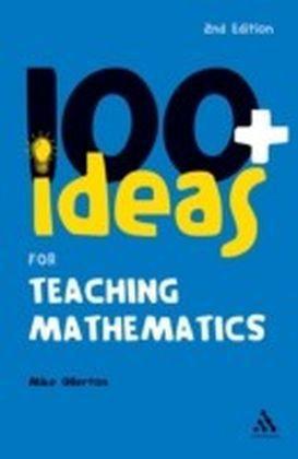 100+ Ideas for Teaching Mathematics