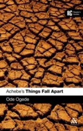 Achebe's Things Fall Apart