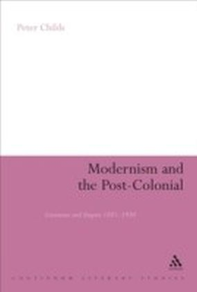 Modernism and the Post-Colonial