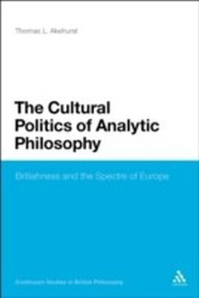 Cultural Politics of Analytic Philosophy