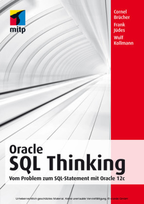 Oracle SQL Thinking