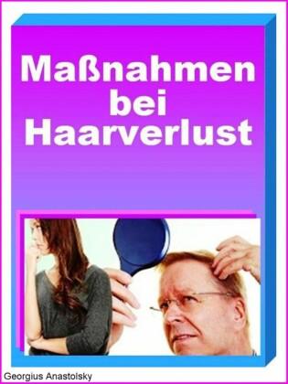 Maßnahmen bei Haarverlust