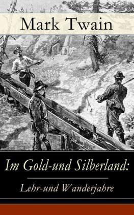 Im Gold-und Silberland: Lehr-und Wanderjahre
