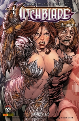 Witchblade - Rebirth Band 2 - Portale