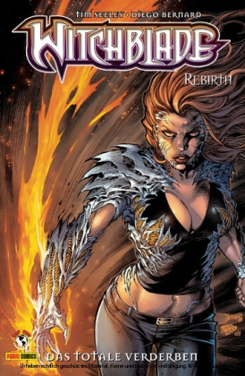 Witchblade - Rebirth Band 3 - Das totale Verderben