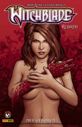 Witchblade - Rebirth, Band 4 - Neu geboren